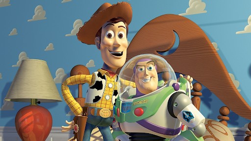 ©Disney/Pixar photo - to infinite (scroll)...and beyond Truewind Article