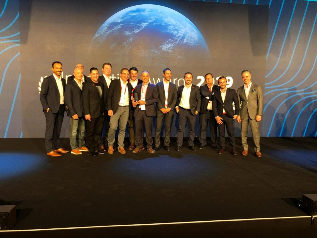 Truewind wins 4 awards at NextStep 2019