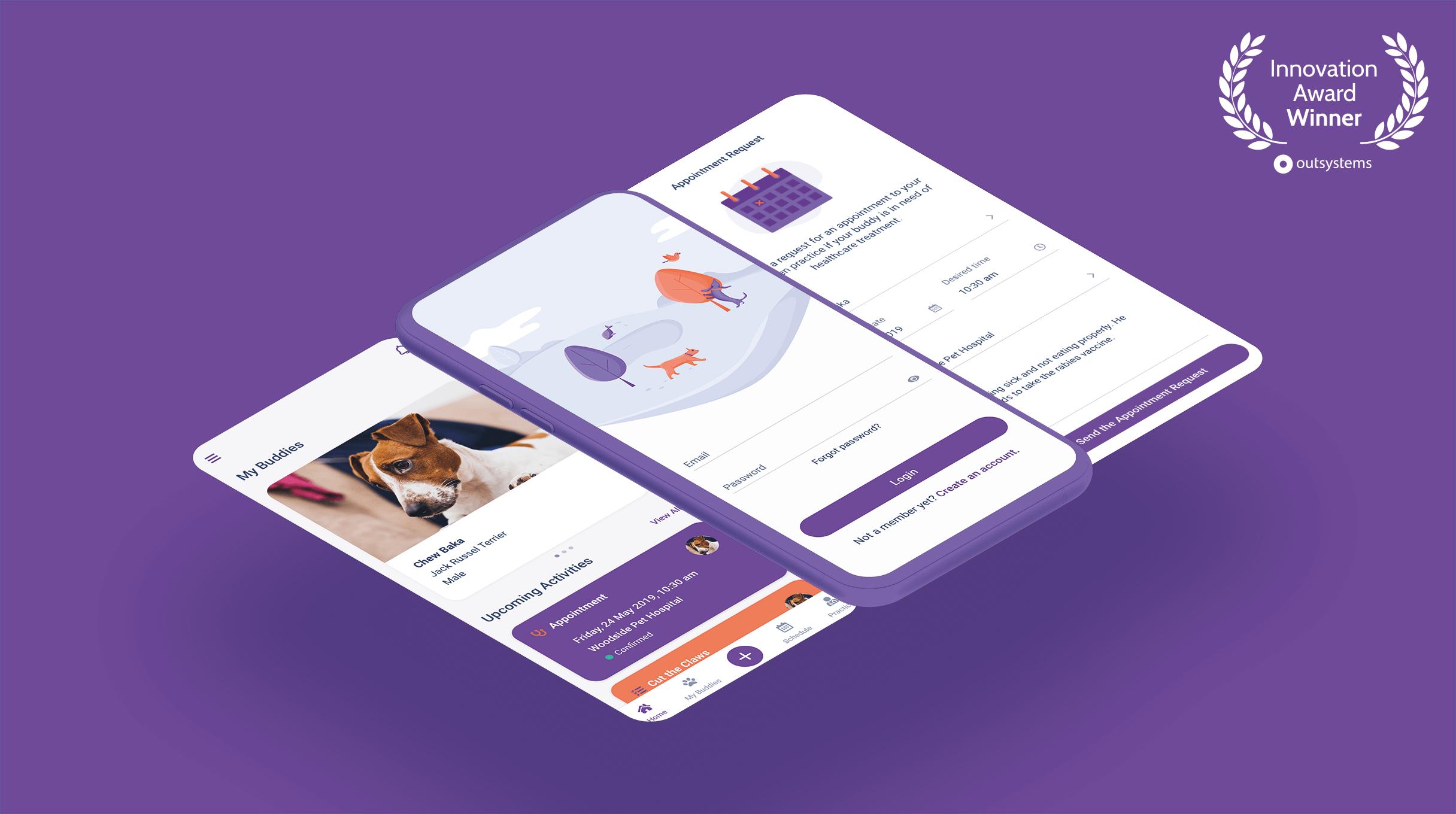 PawFolio App